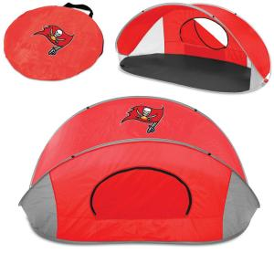 Picnic Time Tampa Bay Buccaneers Manta Sun Shelter Tent by Picnic Time