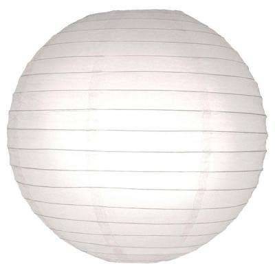 10 in. Round Paper Lanterns (5-Count)