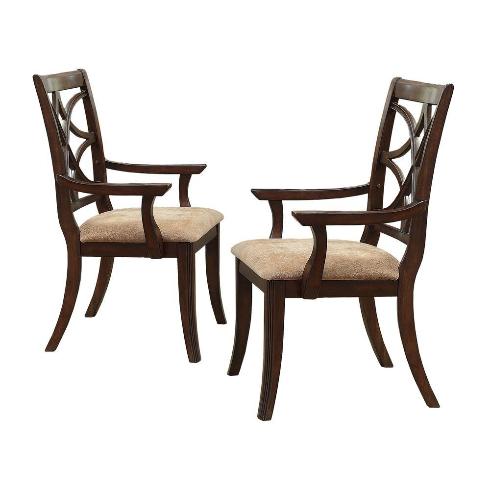HomeSullivan Hampton Espresso Dining Chair