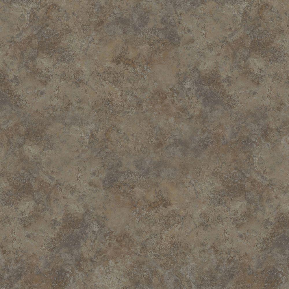 TrafficMASTER Ceramica Take Home Sample - Sagebrush Vinyl Tile Flooring - 12 in. x 12 in.