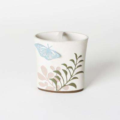 Fluttering Freestanding Toothbrush Holder in Teal
