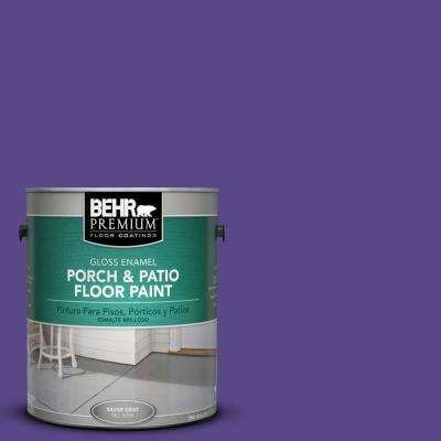 1 gal. #P560-7 Kings Court Gloss Interior/Exterior Porch and Patio Floor Paint