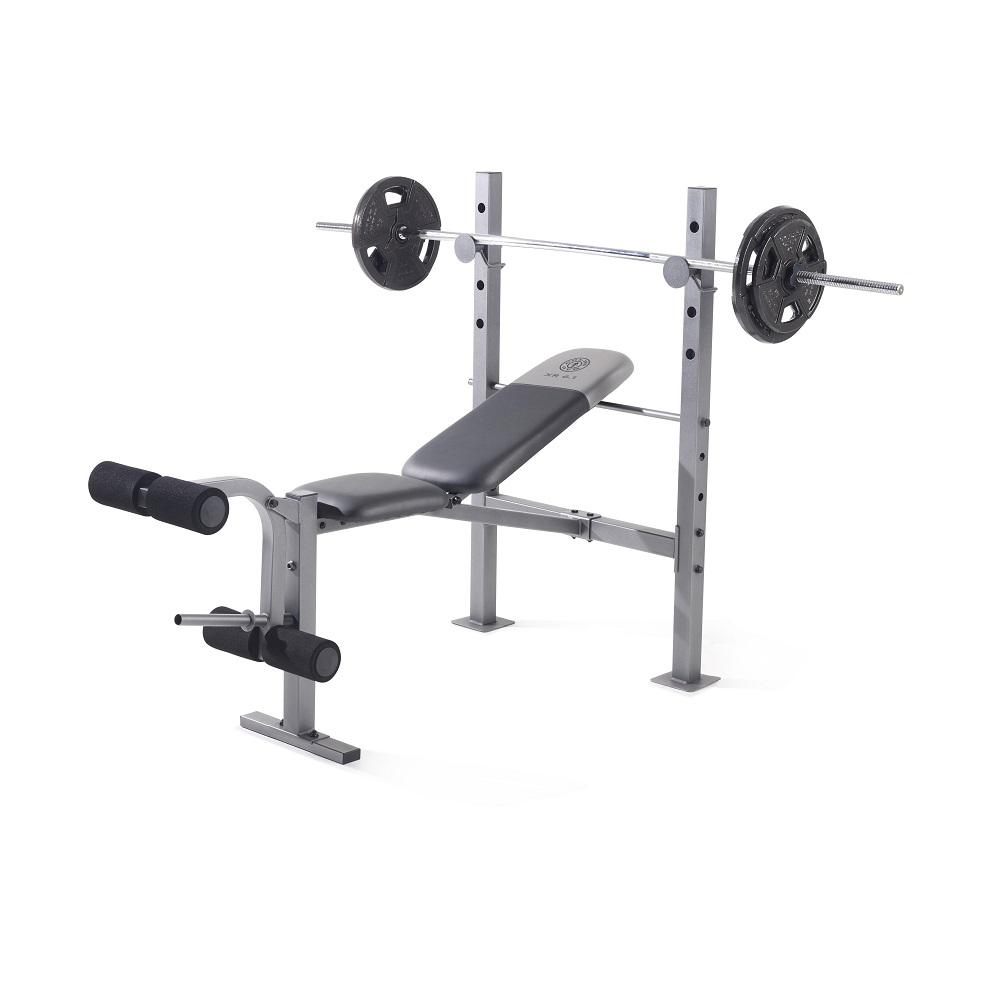 Gold\'s Gym - Weight Benches - Weight Lifting Equipment - The Home Depot