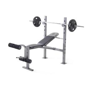 Gold S Gym Xr 5 9 Bench Ggbe4869 The Home Depot