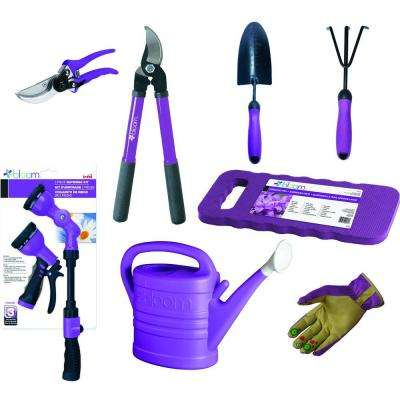 Bloom Starter Kit in Purple (9-Piece)