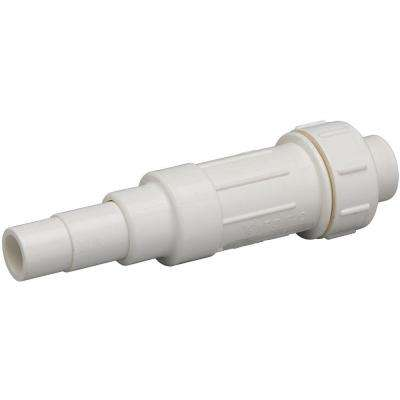 1-1/4 in. PVC Slide Repair Coupling