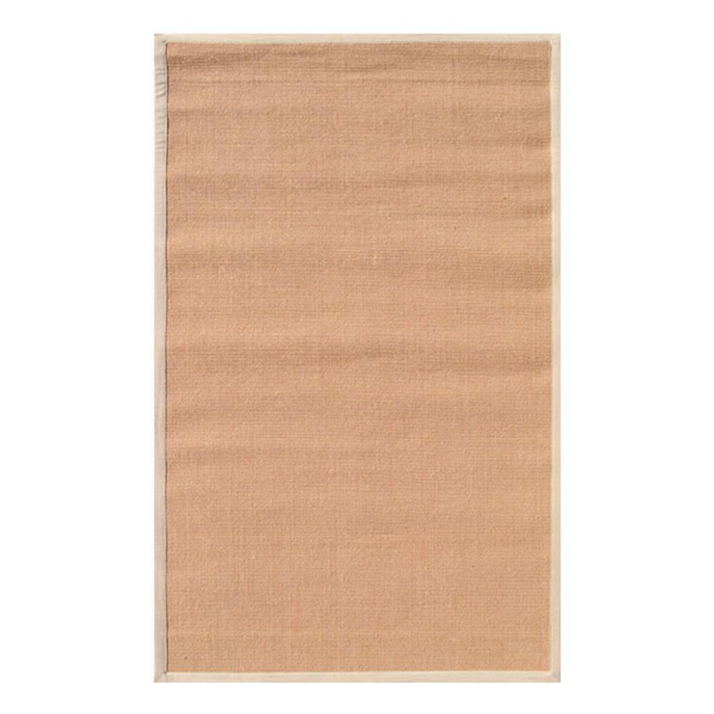 Filament design sisal beige 8 ft x 10 ft indoor area rug for Sisal carpet home depot