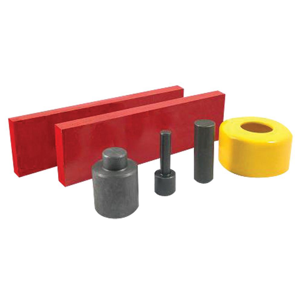 Press Punch Kit (6-Piece)