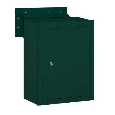 2256 Series Green Receptacle Option for Mail Drop