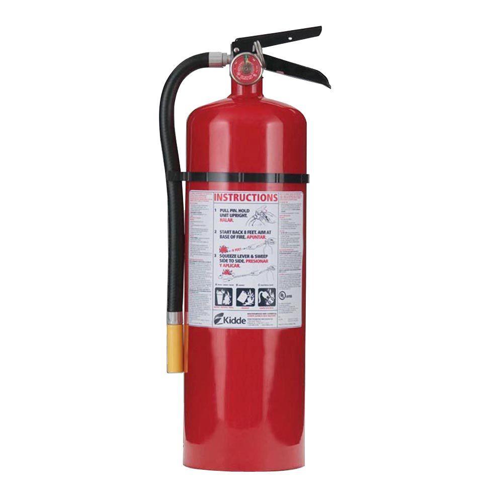 Kidde Pro 460 4a 60b C Fire Extinguisher 21005785 The