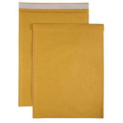 Bubble Cushioned Mailers Size 6 Envelope, Kraft (50-Carton)