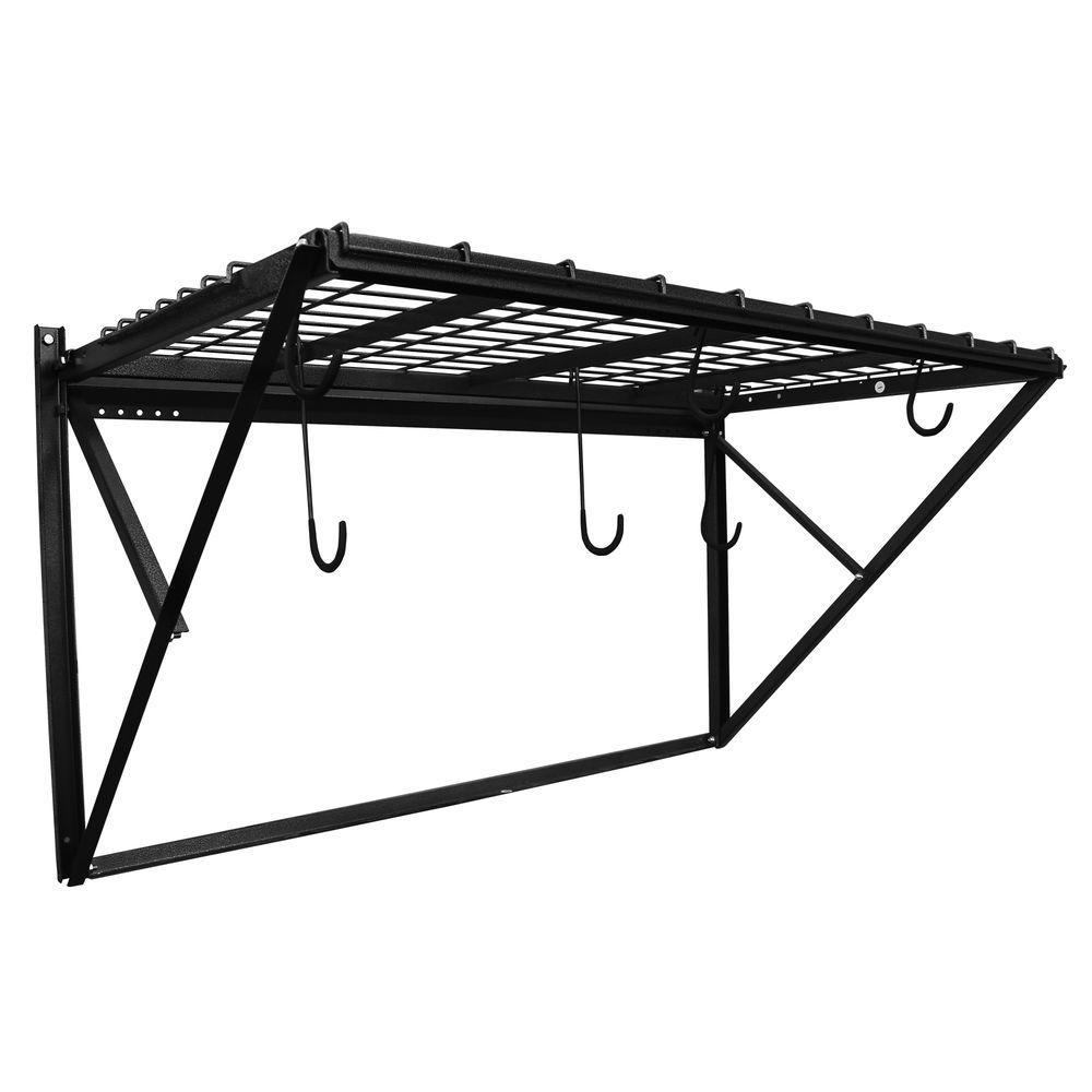 28 in. H x 4 ft. W x 28 in. D ProRack Steel Shelf
