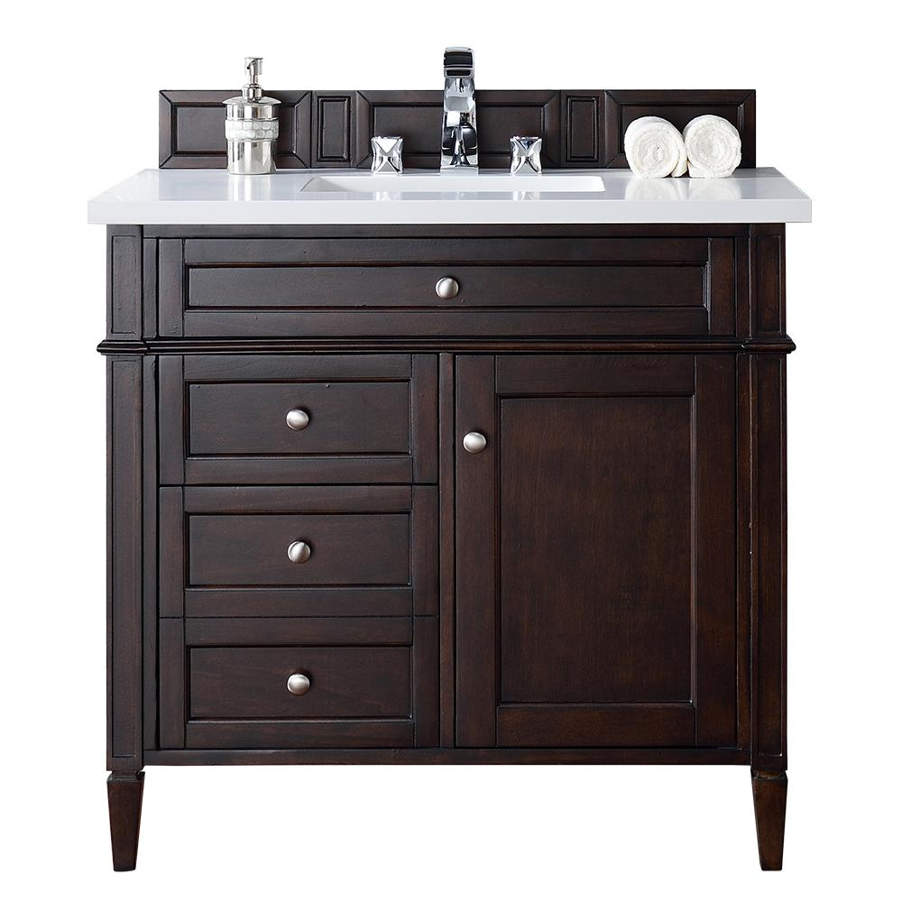 James Martin Signature Vanities Brittany 36 In W Single
