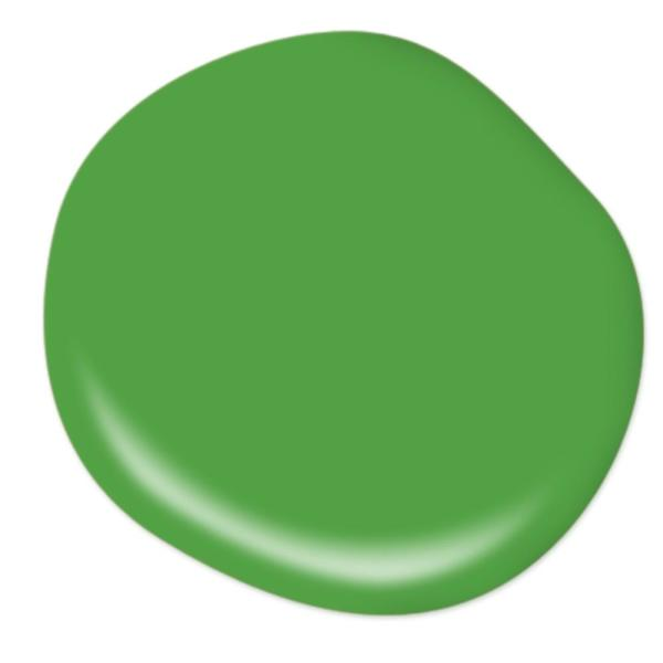 Reviews For Behr Ultra 1 Gal S G 440 Green Acres Extra Durable Satin Enamel Interior Paint Primer 775301 The Home Depot