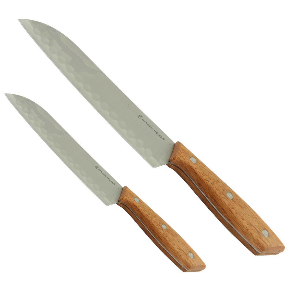 Gibson Home Seward 2 Piece Knife Set 985101172m The Home Depot