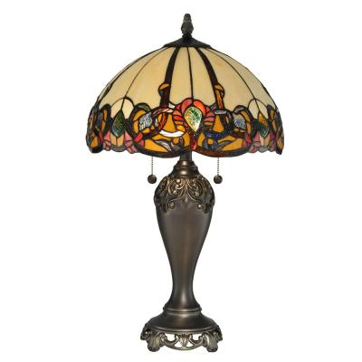 27 in. Northlake Antique Bronze Table Lamp