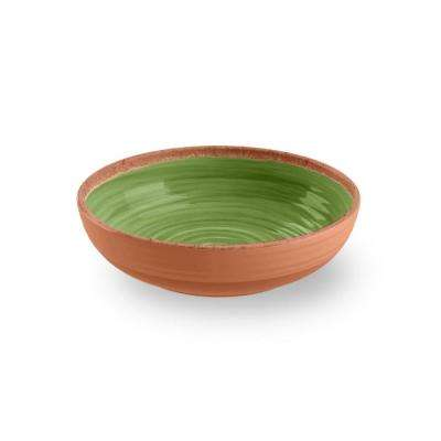 Rustic Swirl Green Bowl (Set of 6)