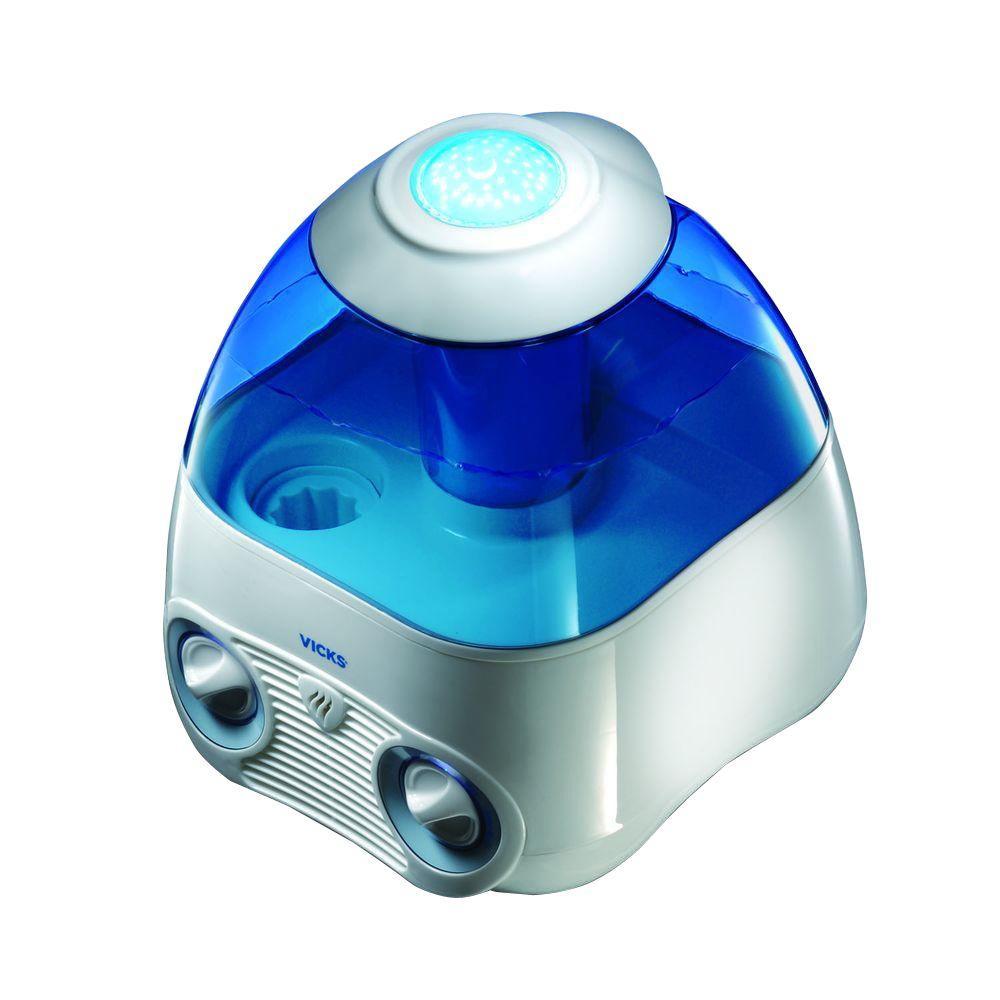 Vicks 1 Gal. Starry Night Cool Moisture Humidifier by Vicks
