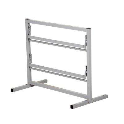 30 in. Paper Dispenser Stand with Two Tiers