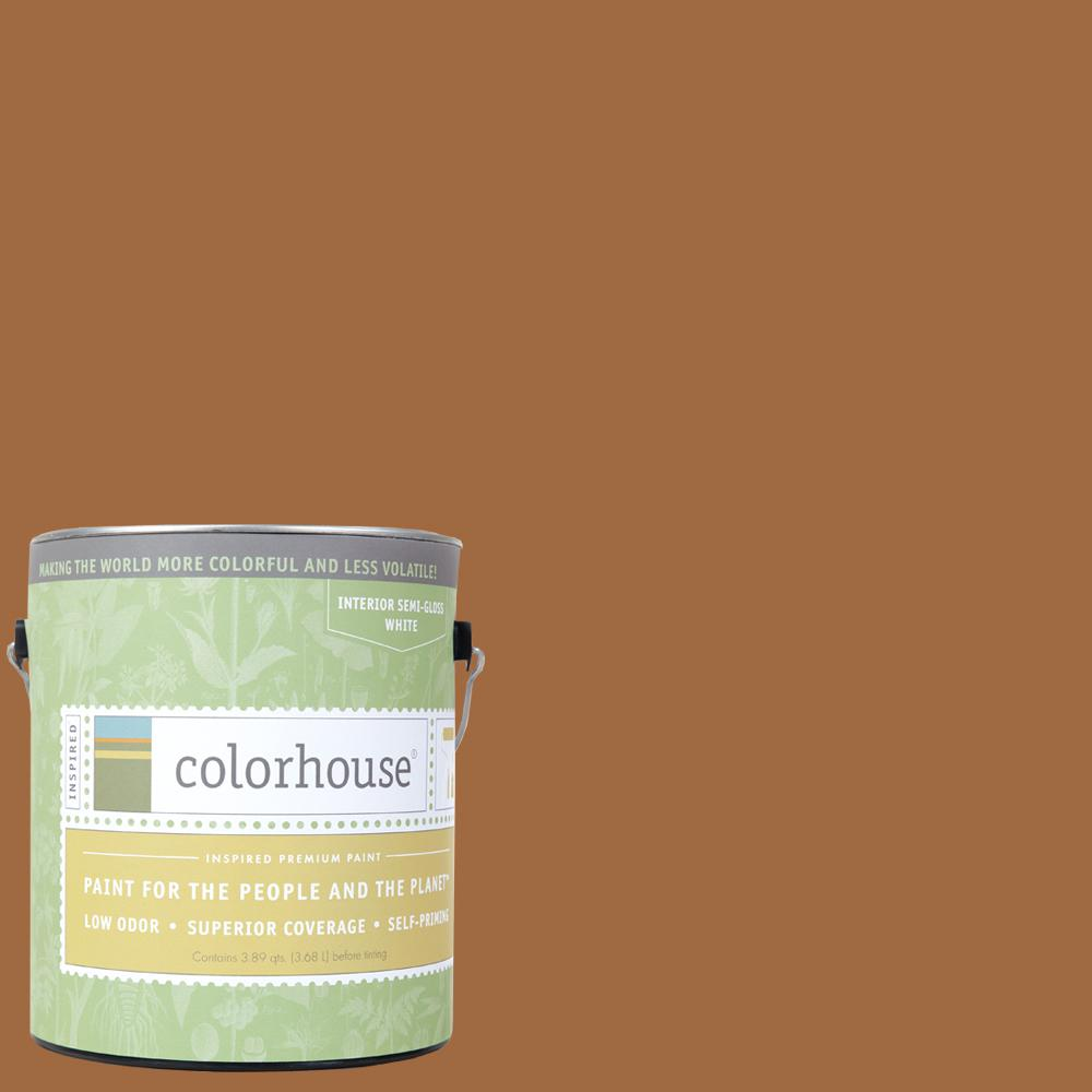 Colorhouse 1 gal. Clay .03 Semi-Gloss Interior Paint