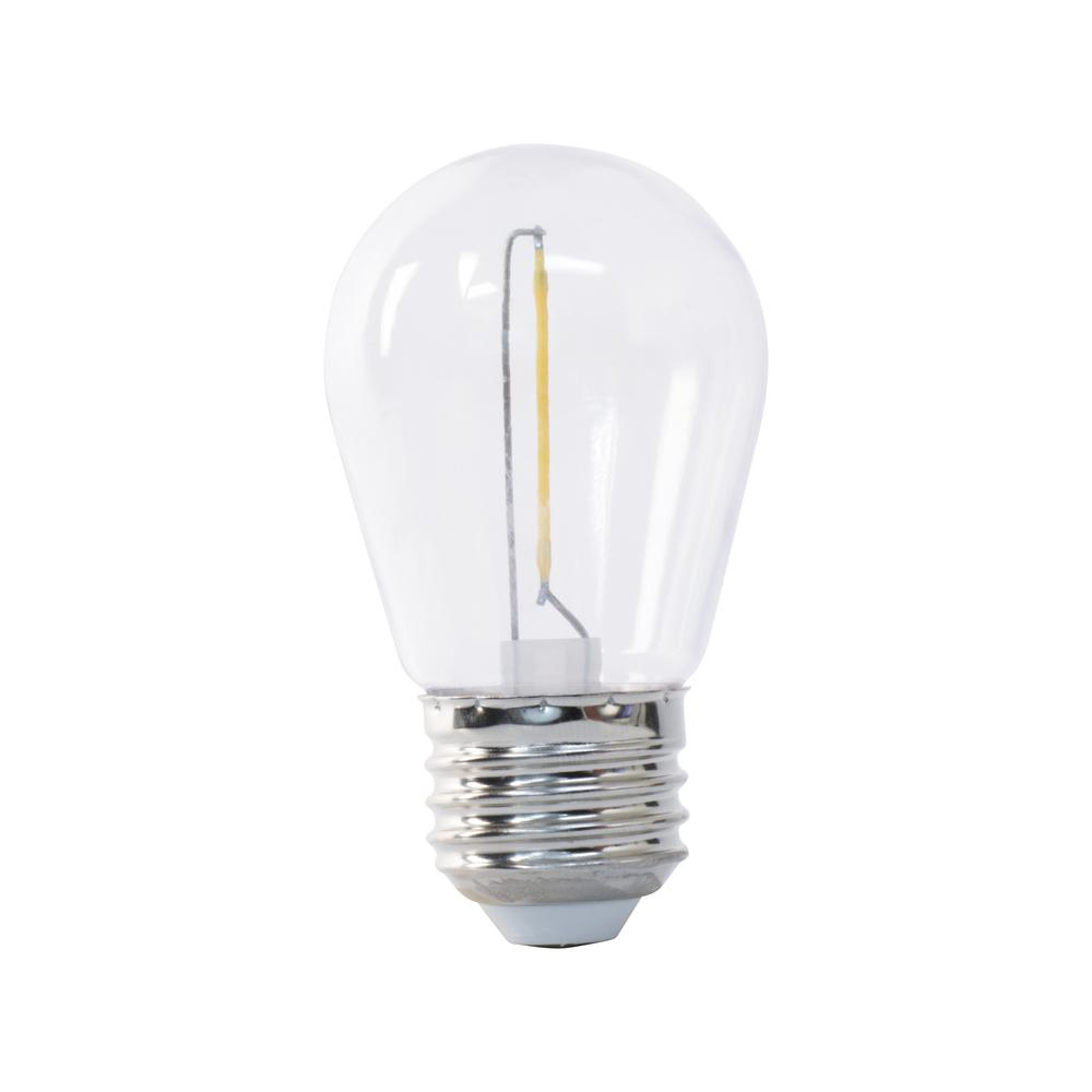 Feit Electric 11w Equivalent Soft White S14 String Light