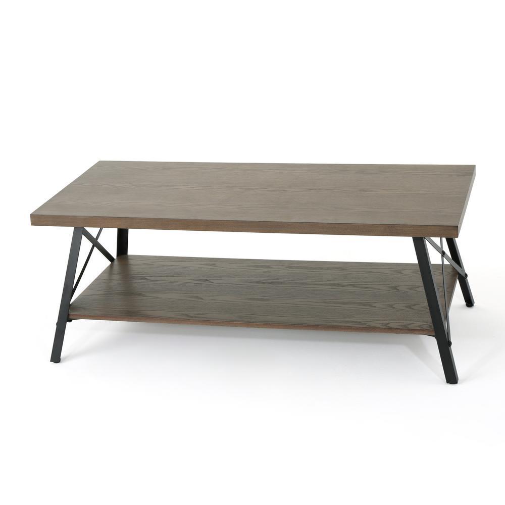 Camarian Grey Tone Coffee Table