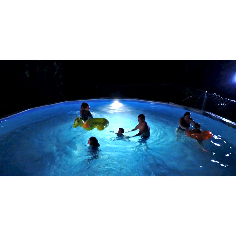 750 Lumens Underwater Pool Light