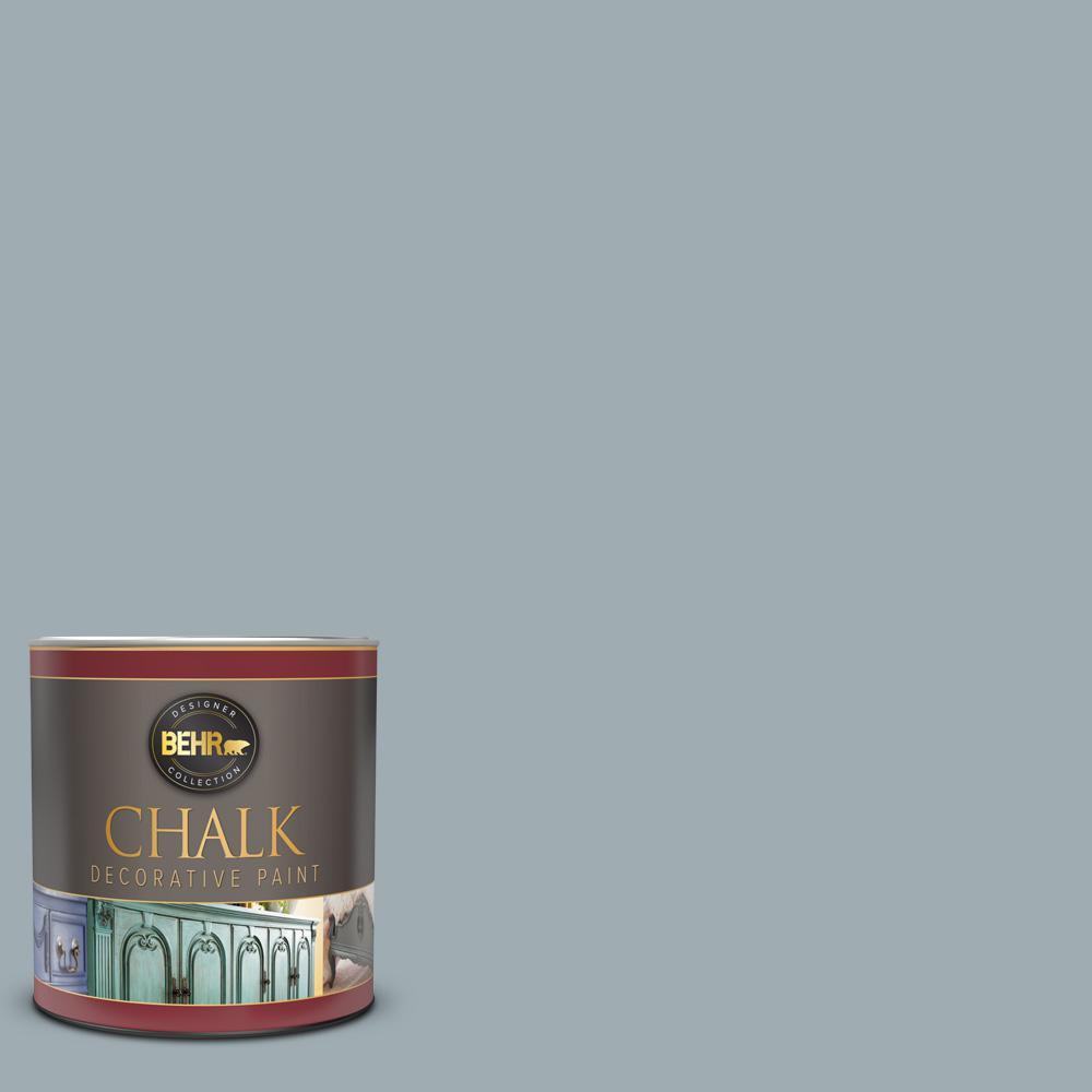 BEHR 1 qt. #BCP35 Gingham Interior Chalk Decorative Paint