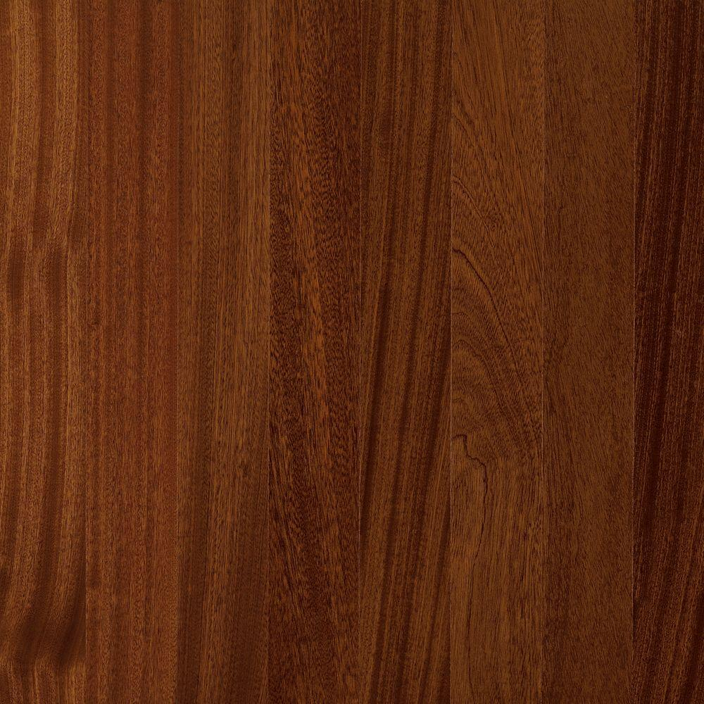 Bruce World Exotics Tropical Mahogany 3/8 in. Tx 4-3/4 in. Wx Random Length Engineered Hardwood Flooring (32.55 sq. ft. /case)