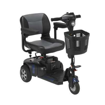 Phoenix Heavy Duty Power Scooter 3-Wheel with 18 in. Seat