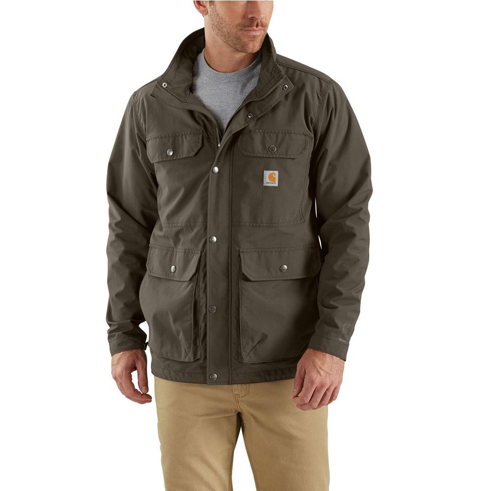 Carhartt Men'S XX-Large Tarmac Nylon Utility Coat