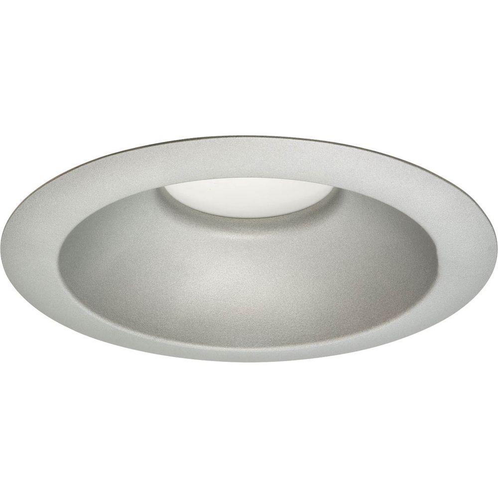 Details About Recessed Lighting Trim Led Module Dimmable Edison Base Socket Metallic Gray 5