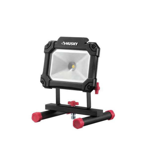 2000-Lumen Portable LED Work Light