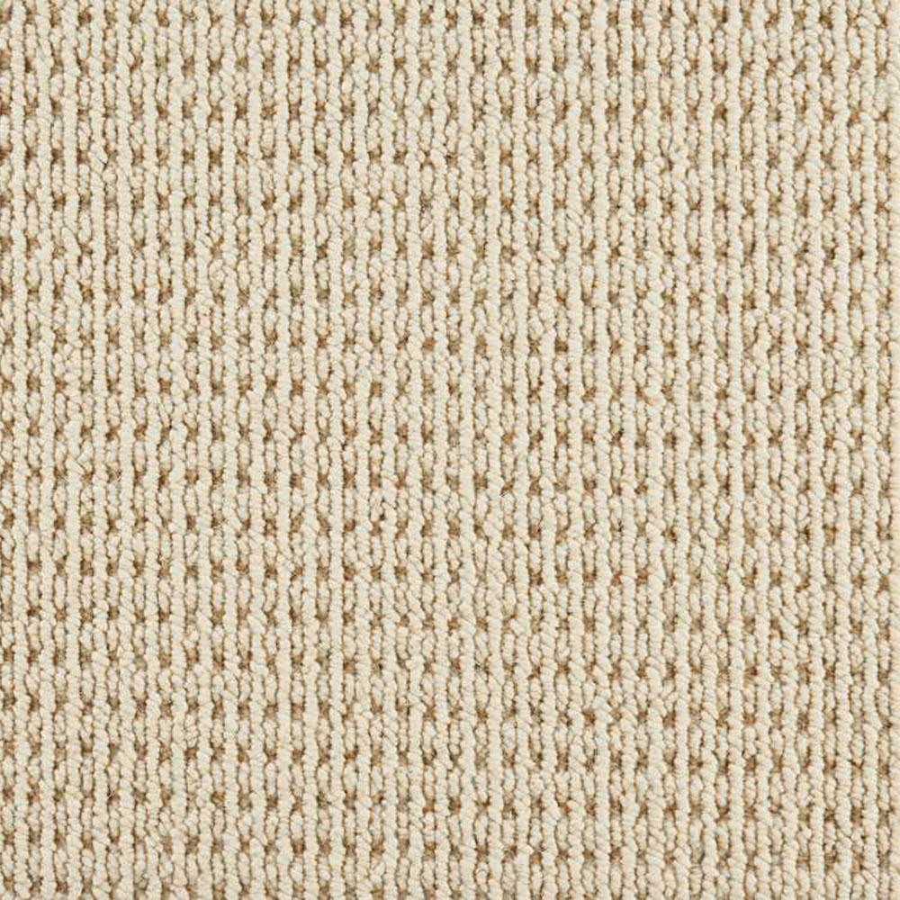 Embrace - Color Ivory 13 ft. 2 in. Loop Carpet