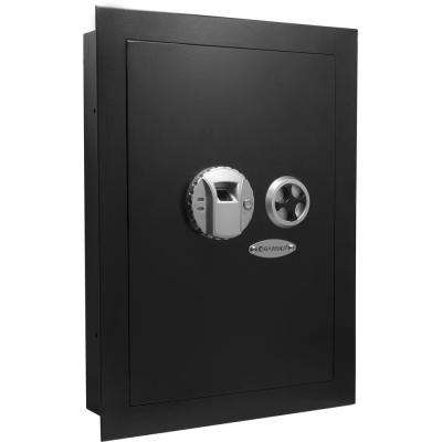 Biometric Wall Safe Left Opening