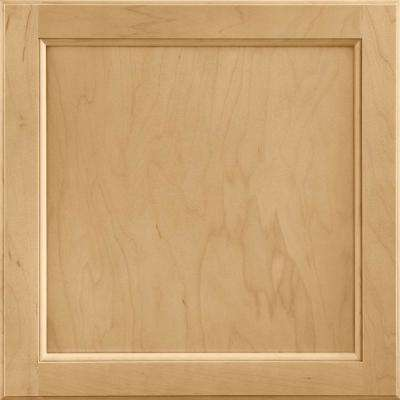 12-7/8 in. x 13 in. Cabinet Door Sample in Clearfield Rye