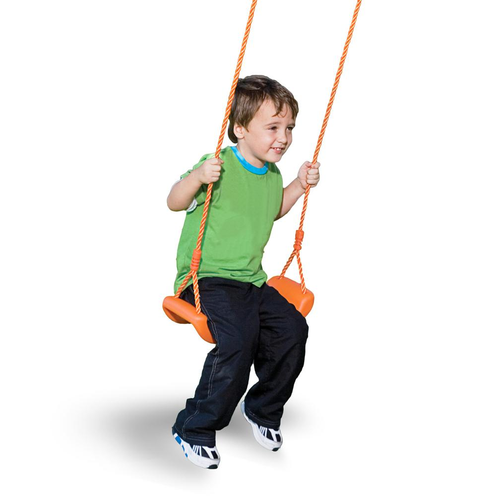 Pure Fun Kids Swing Seat 9303ss The Home Depot