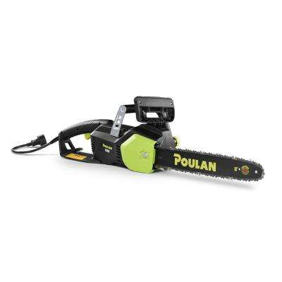 PL416 16 in. 14 Amp Corded Electric Hand Chainsaw