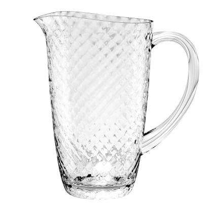 Azura Clear Pitcher (Set of 1)