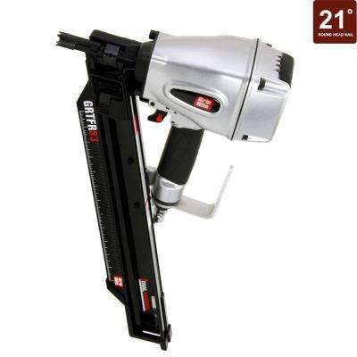 3-1/4 in. 21 Degree Round Head Short Body Framing Nailer