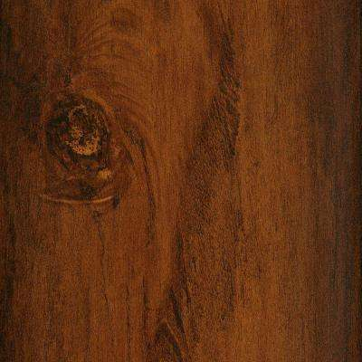 Distressed Maple Lawrence Laminate Flooring - 5 in. x 7 in. Take Home Sample