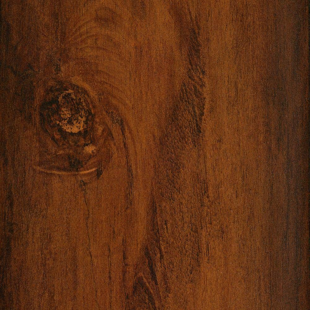 TrafficMASTER Distressed Maple Lawrence Laminate Flooring - 5 in. x 7 in. Take Home Sample
