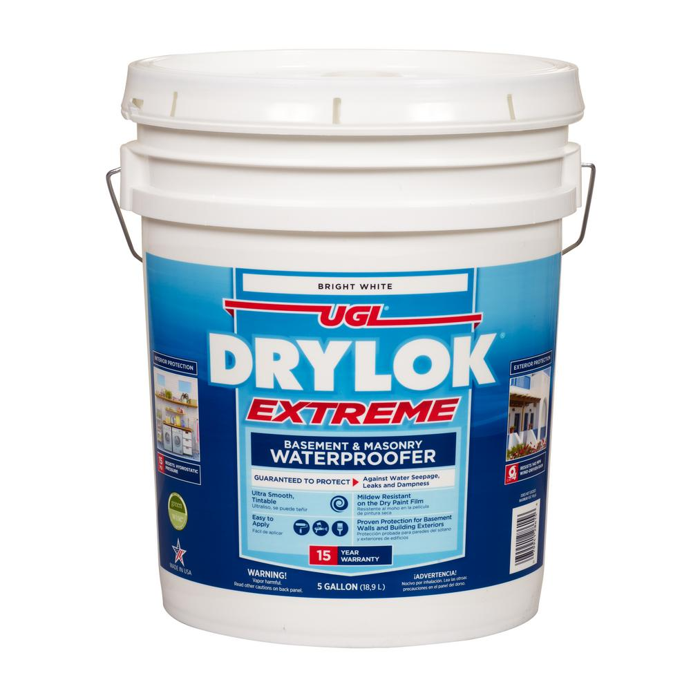 DRYLOK Extreme 5 Gal  Masonry Waterproofer