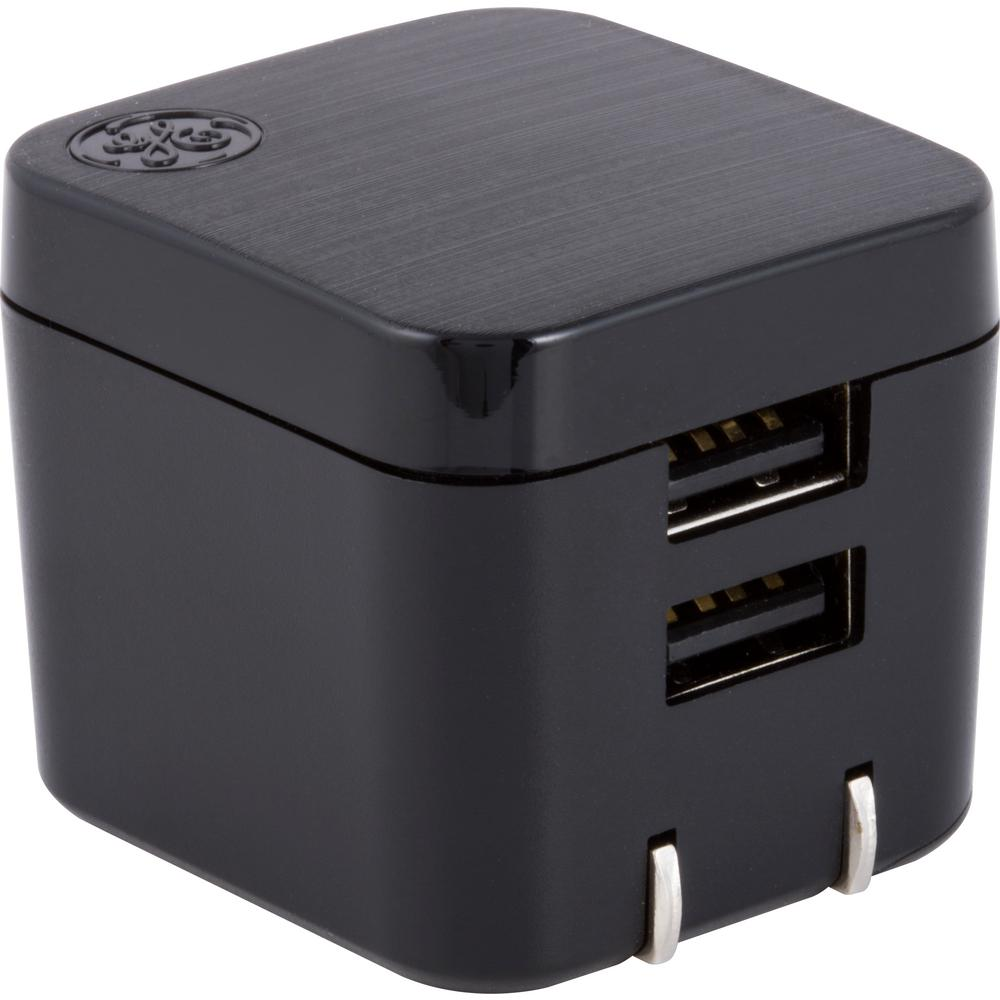 2-USB 2.4 Amp 12-Watt Pro UltraCharge Wall Charger