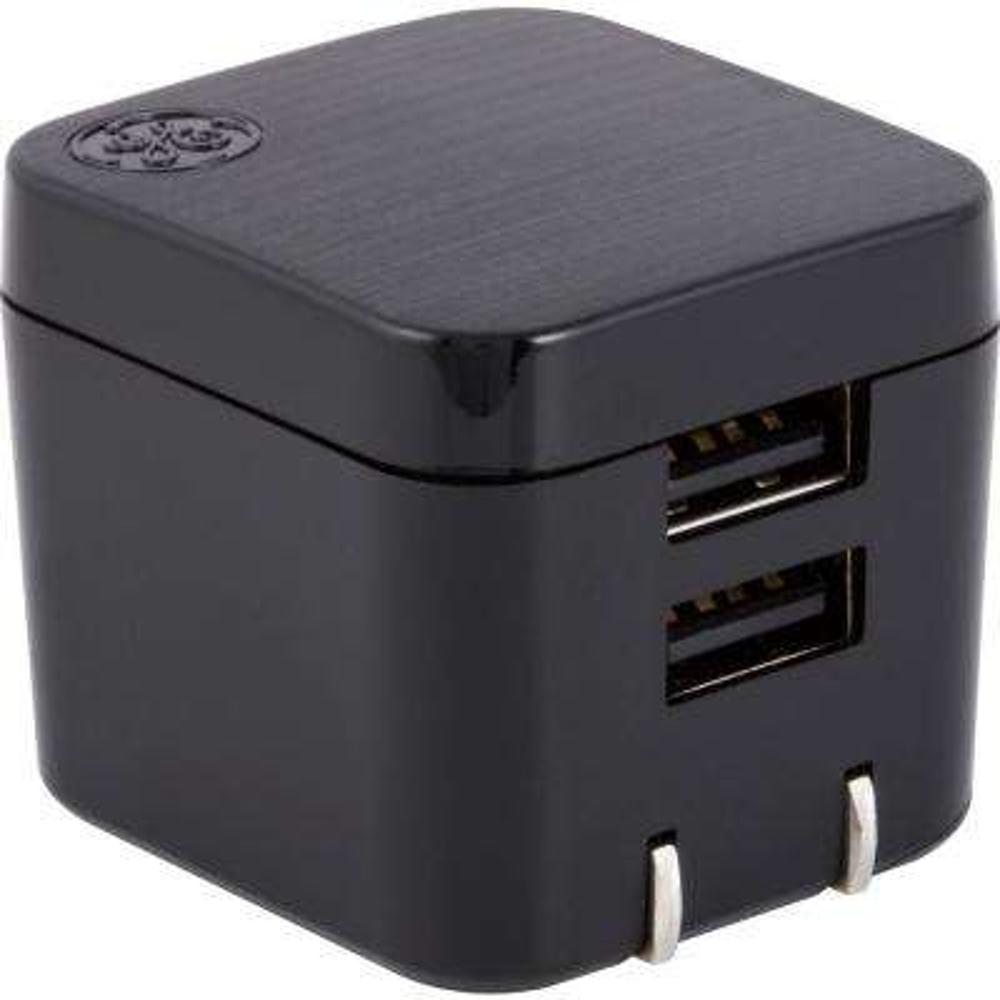 2-USB 2.4 Amp 12-Watt Pro UltraCharge Wall Charger