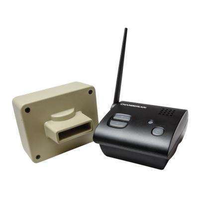 Motion Sensor with Wireless Motion Alert