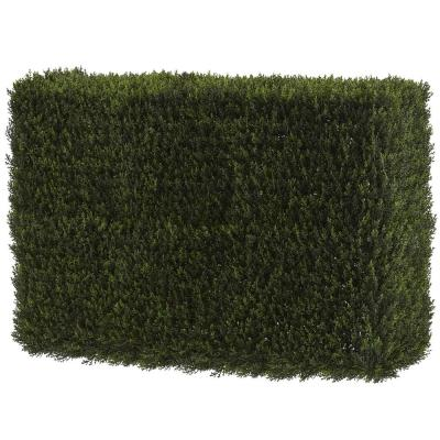 Artificial Decorative Cedar Hedge (Indoor/Outdoor)