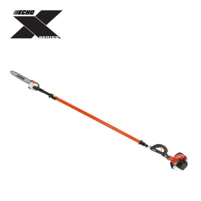 12 in. 25.4 cc Gas 2-Stroke Cycle Telescoping Pole Saw with Loop Handle