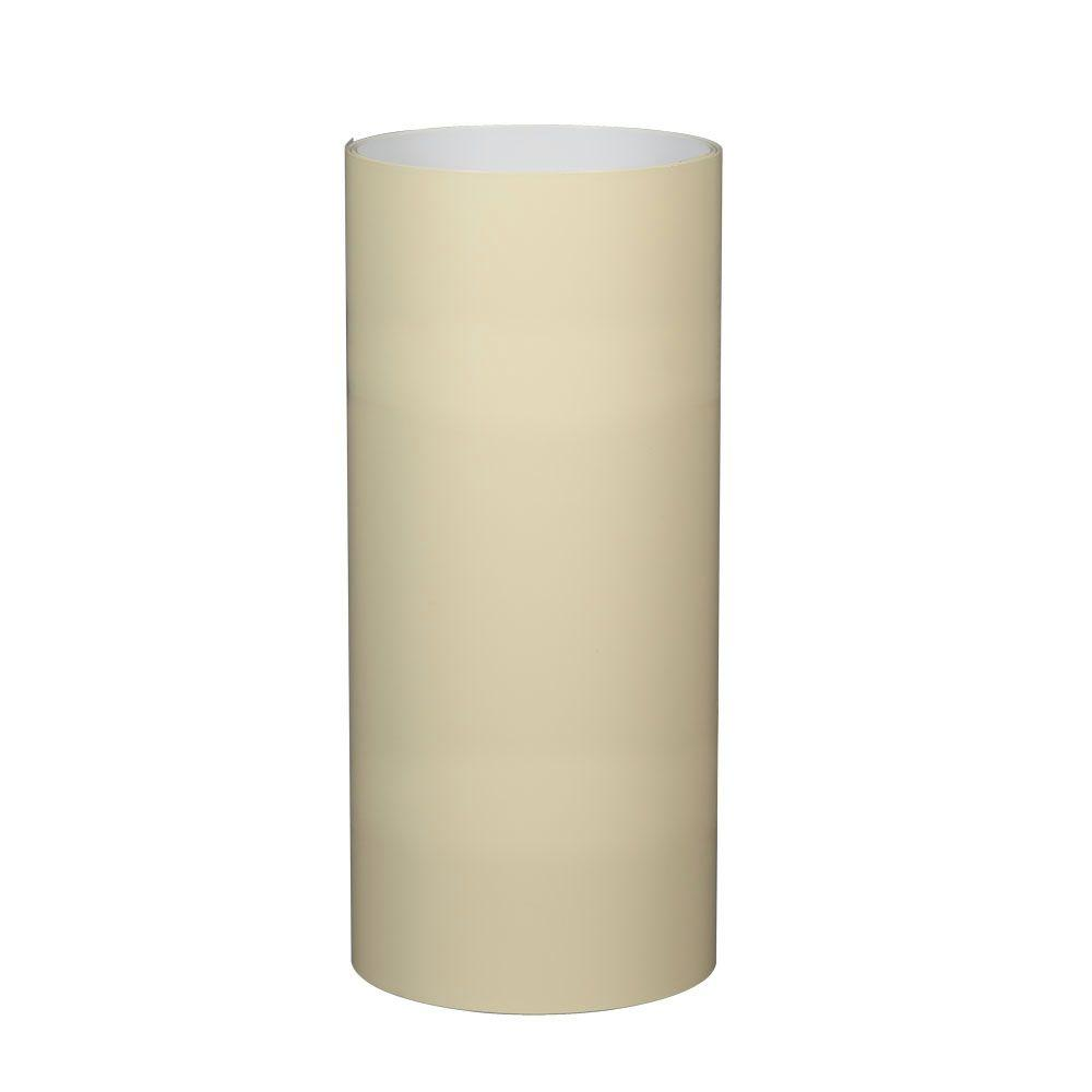 Amerimax Home Products 021 In X 24 In X 50 Ft Pvc
