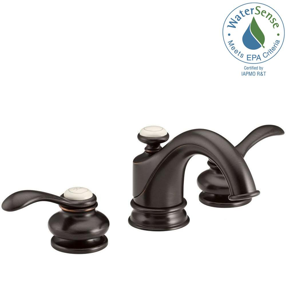 Kohler Fairfax 8 In Widespread 2 Handle Mid Arc Water Saving